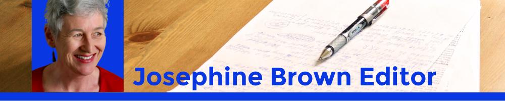 Josephine Brown Editor